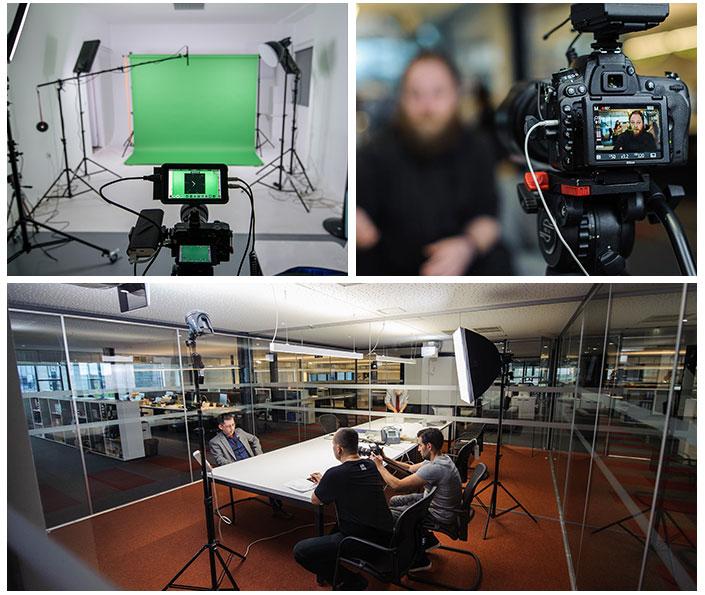 video-intervjui